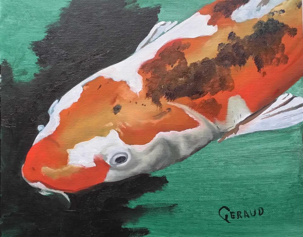 """Serenity"" original fine art by Geraud Staton"