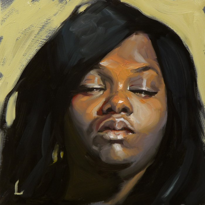 """Lidded"" original fine art by John Larriva"