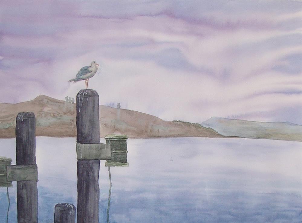 """""""Monterey I"""" original fine art by Vito Cagnazzo"""