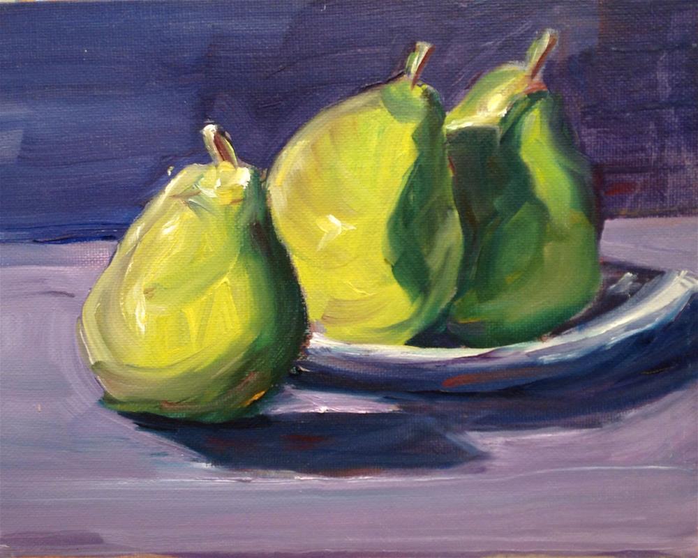 """""""Contrasts"""" original fine art by Debra Kennedy"""