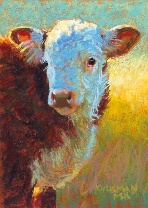 """Jalapeno"" original fine art by Rita Kirkman"