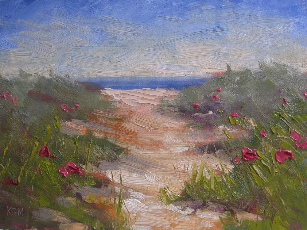 """Comparing Oil and Pastel....My Thoughts after 2 months with Oils"" original fine art by Karen Margulis"