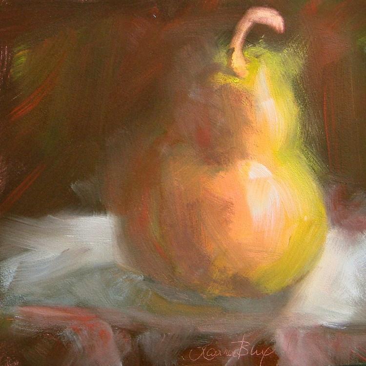 """In The Spotlight 418"" original fine art by Laura  Buxo"
