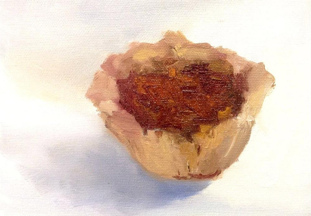 """Butter Tart Heaven"" original fine art by Cathy Boyd"