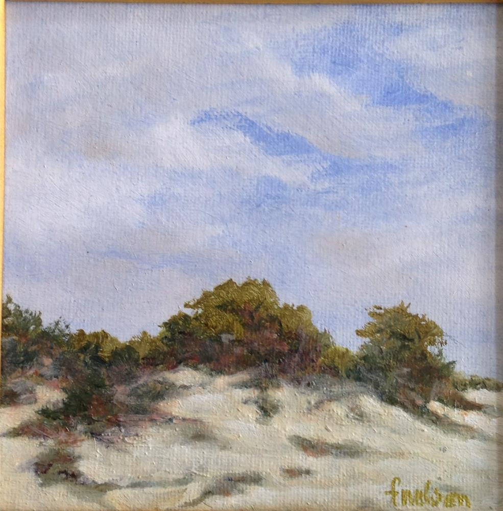 """""""Untitled"""" original fine art by Frank and Liangni Nelson"""