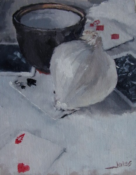 """Black and White"" original fine art by Richard Jones"