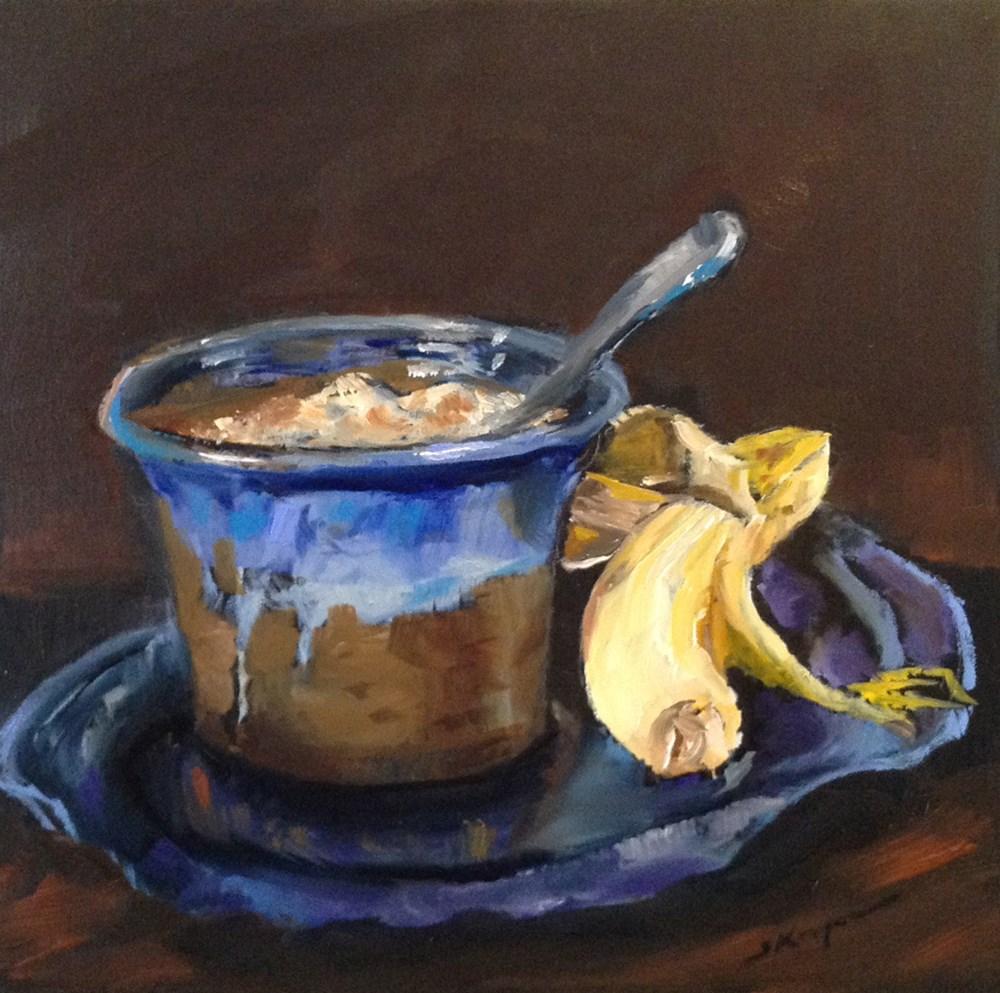 """Good Morning!"" original fine art by Shelley Koopmann"