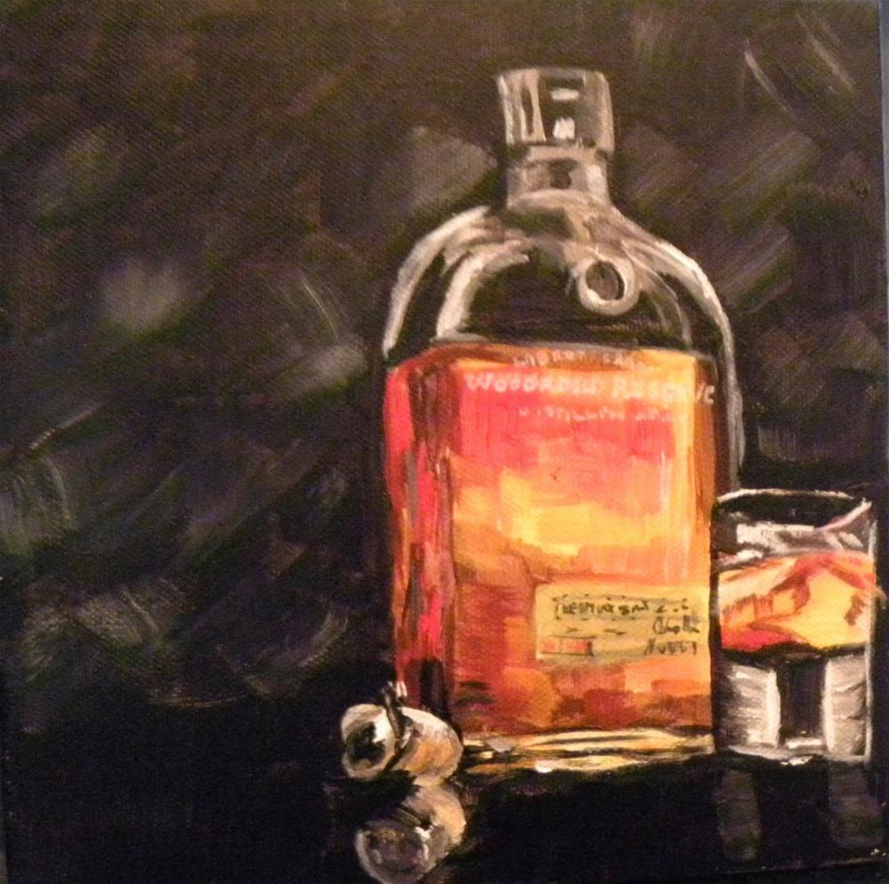 """Woodford"" original fine art by cheryl buhrman"