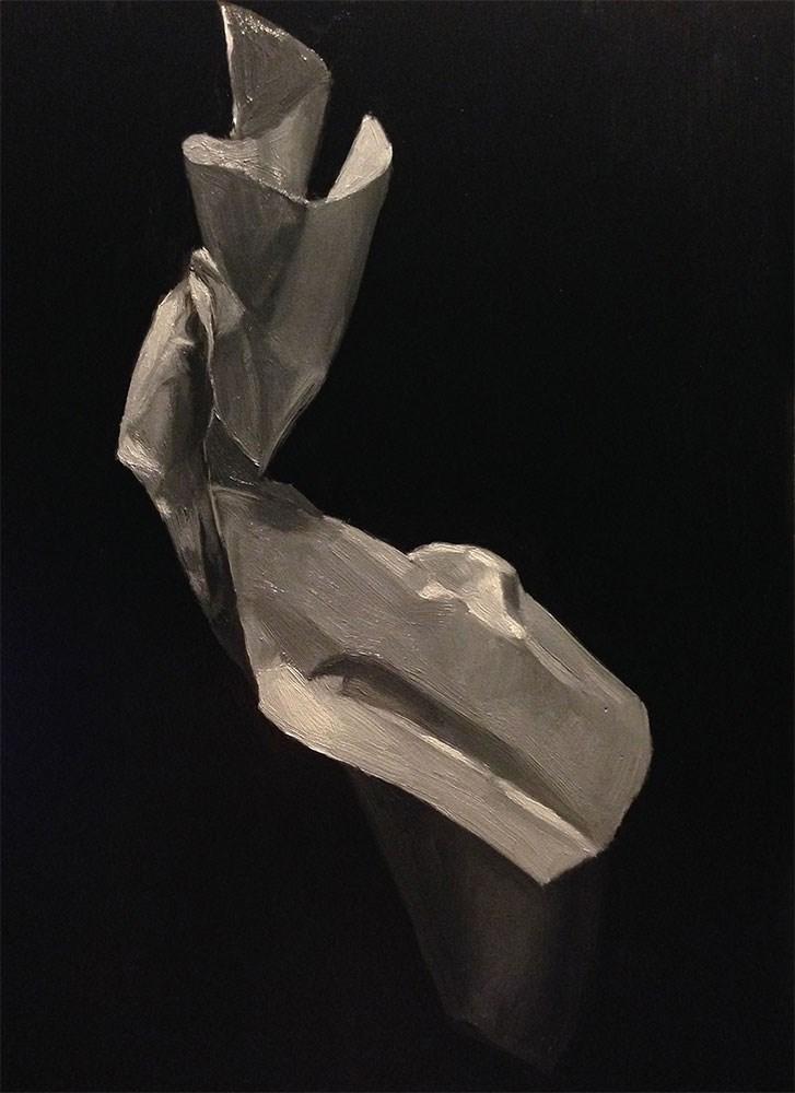"""Elevating the Mundane 34"" original fine art by Chris Beaven"