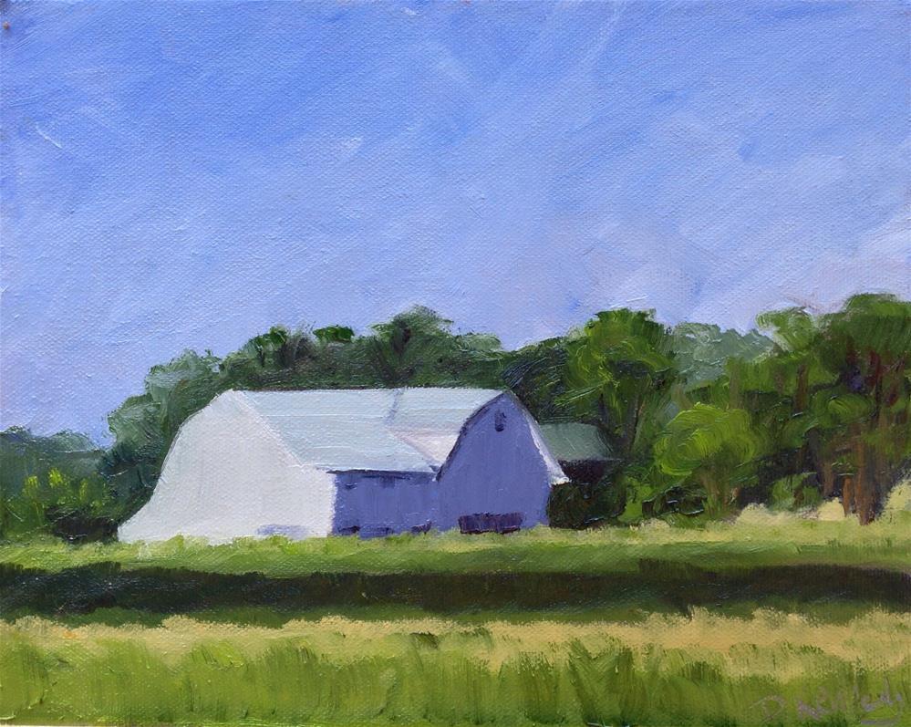 """""""Midwest 3"""" original fine art by Debra Kennedy"""