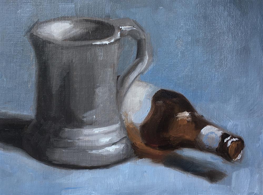"""""""#17"""" original fine art by Van DeGoede"""