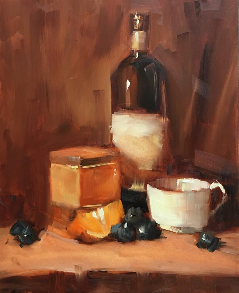 """#285 Sedona Still Life #1"" original fine art by Patty Voje"