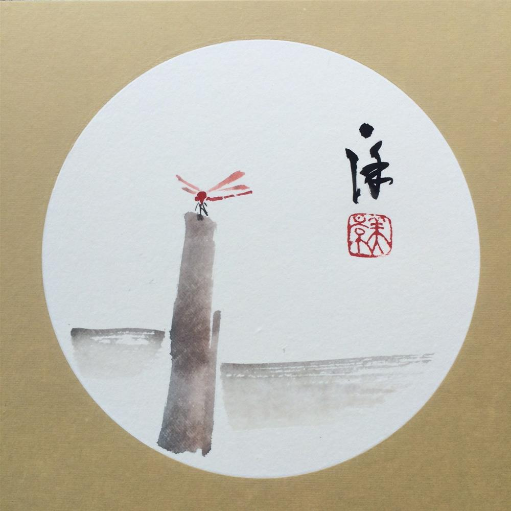 """graffito"" original fine art by R kwong"