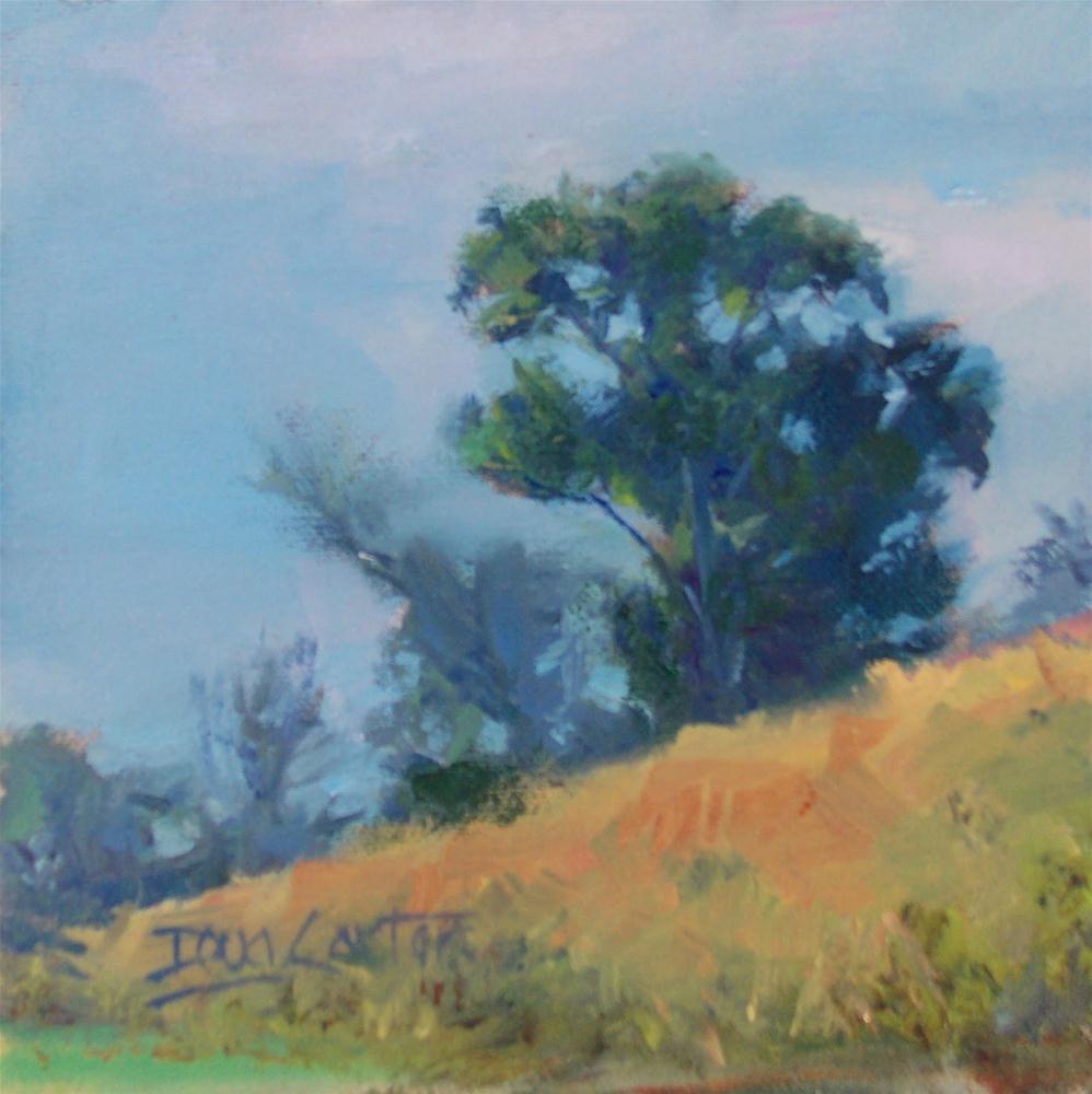 """King of the Hill"" original fine art by Doug Carter"