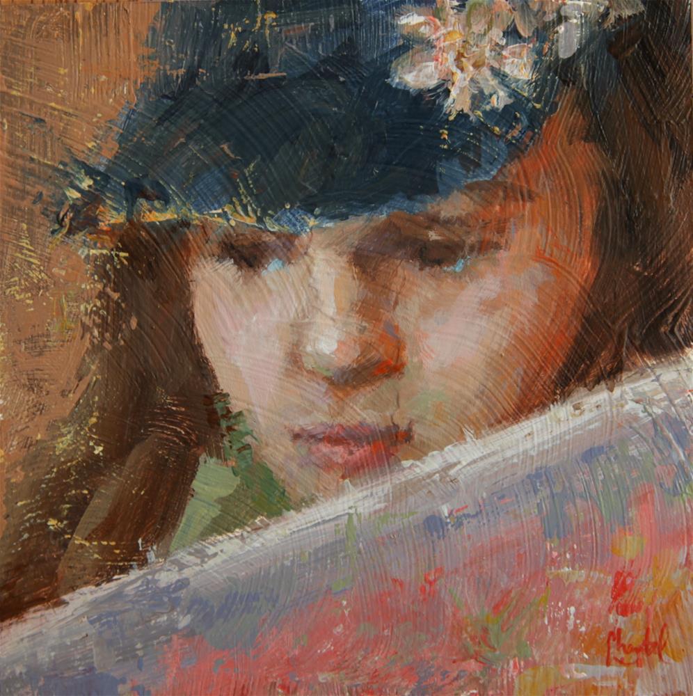 """""""The Art Book"""" original fine art by Chantel Barber"""