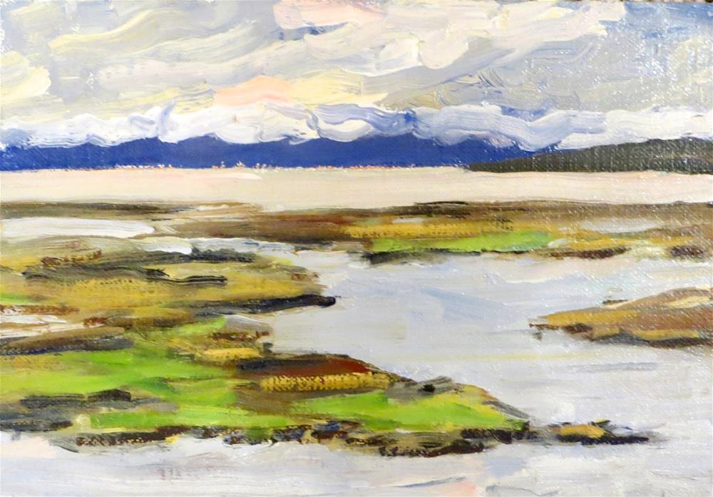 """West Coast Moment"" original fine art by Deborah Czernecky"