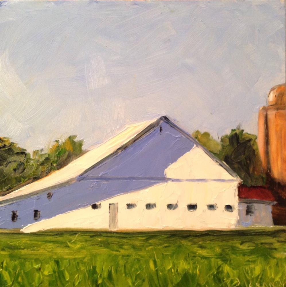 """Midwest 1"" original fine art by Debra Kennedy"