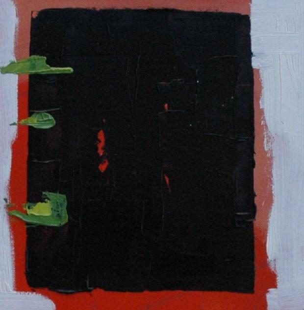 """""""DOOR"""" original fine art by Linda Popple"""