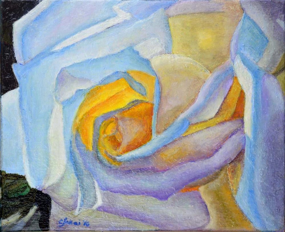 """""""Compassion"""" original fine art by Carol Sakai"""