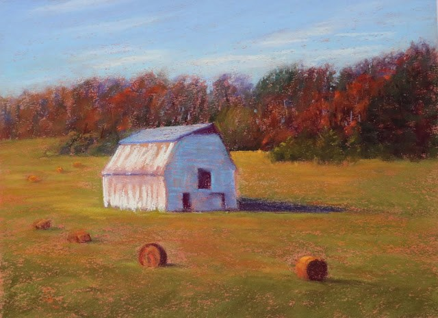 """""""The Beautiful Changes"""" original fine art by Sharon Lewis"""