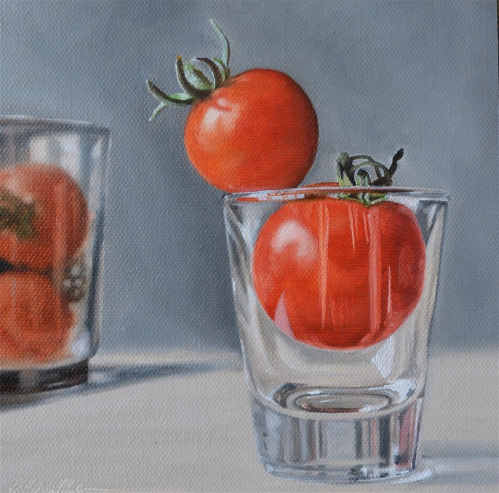 """Lycopene Shot"" original fine art by Renay Shaffer"