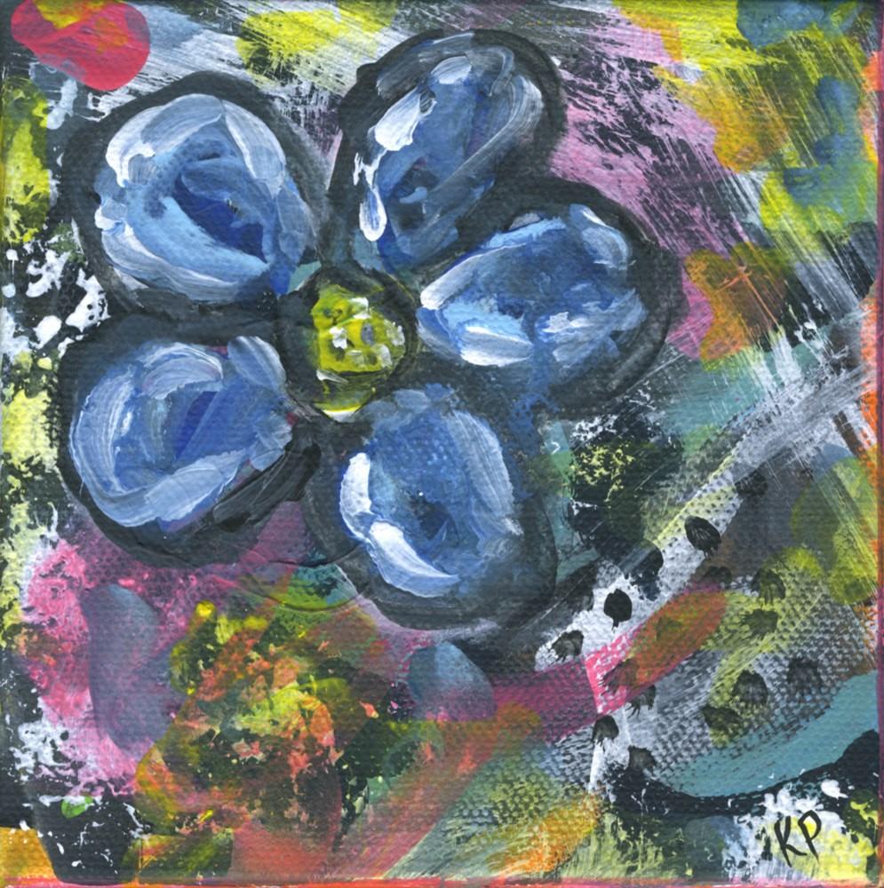 """Sweet Inspiration"" original fine art by Kali Parsons"