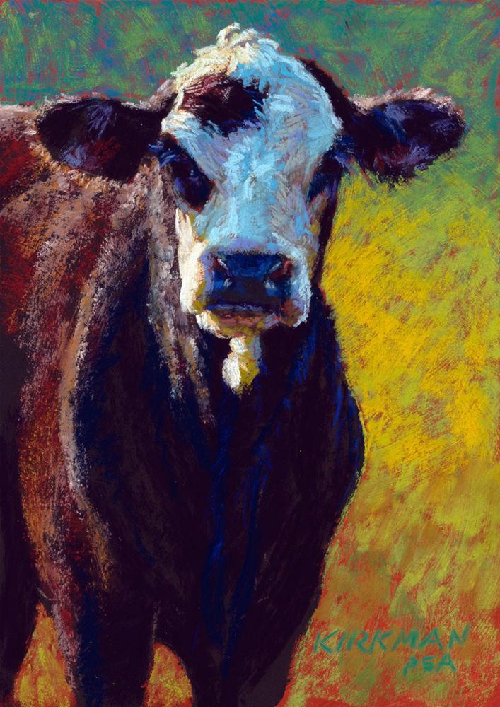 """Scotty"" original fine art by Rita Kirkman"
