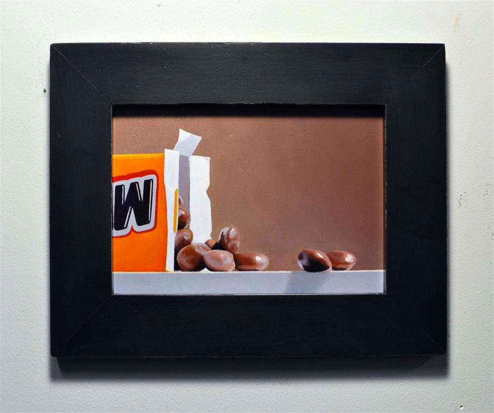 """""""Movie Theater Muchies #4"""" original fine art by Brian Burt"""