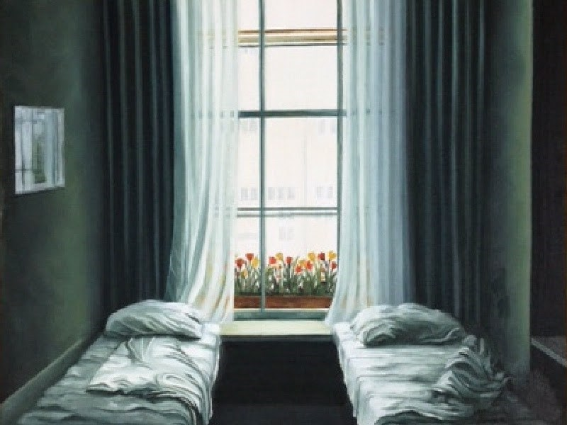 """Holland For Two"" original fine art by Beth Moreau"