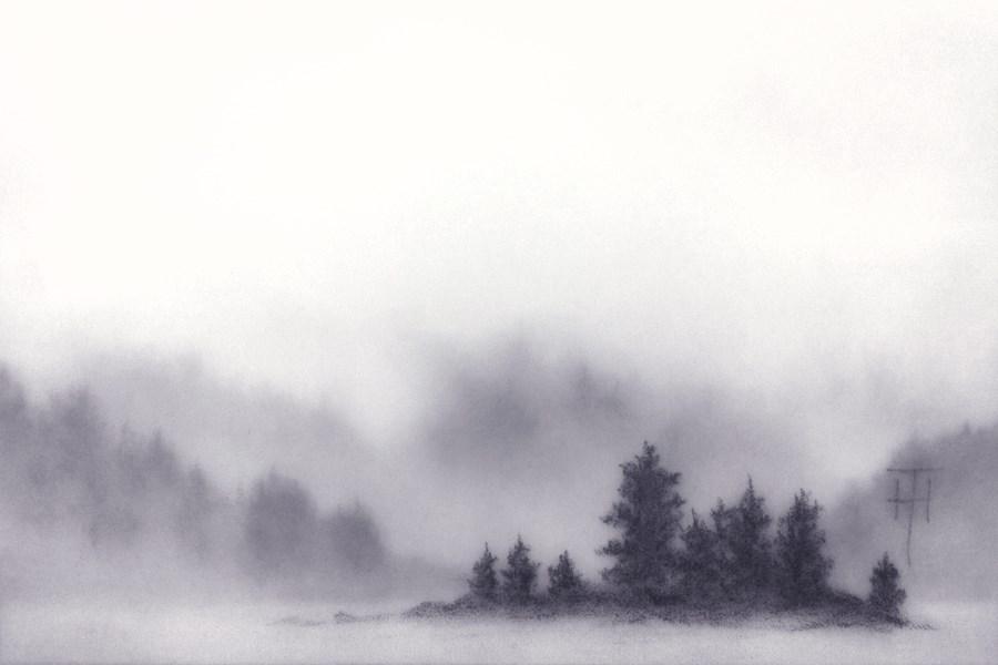 """""""In the Calm"""" original fine art by Terri Heinrichs"""