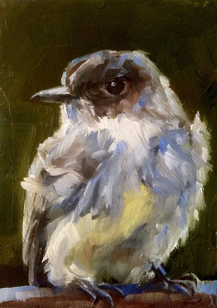 """Phoebe"" original fine art by Gary Bruton"