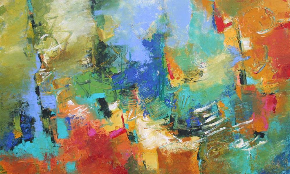 """Steadfast"" original fine art by Elizabeth Chapman"