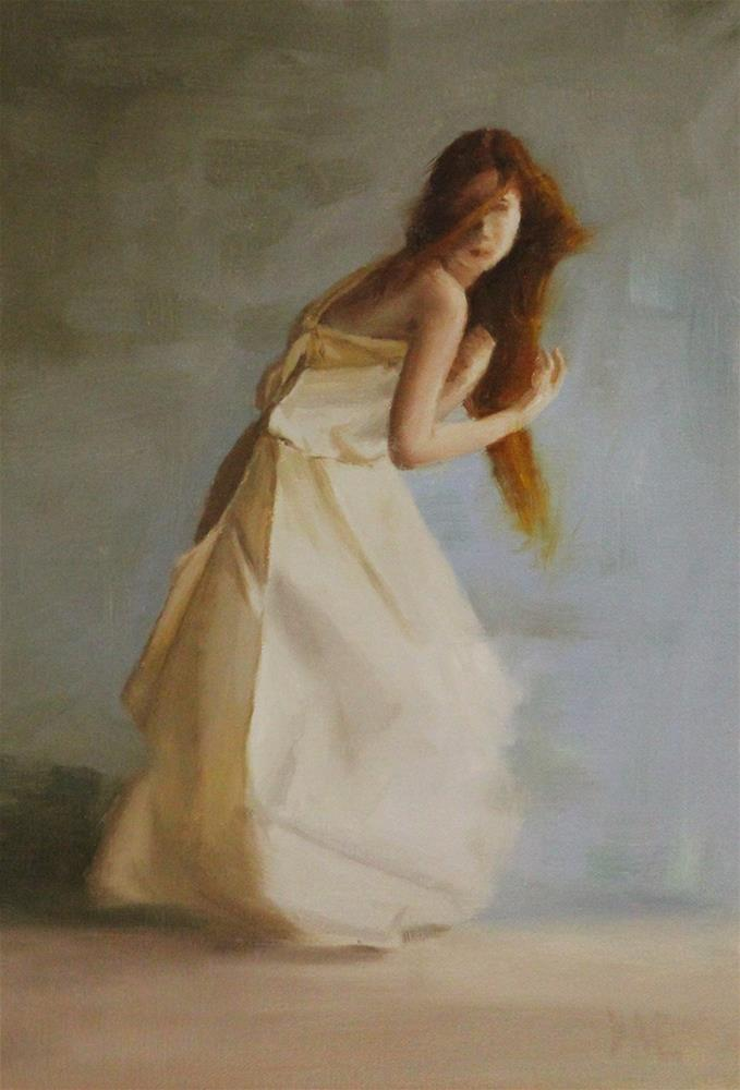 """Figure Study"" original fine art by Thorgrimur Andri Einarsson"