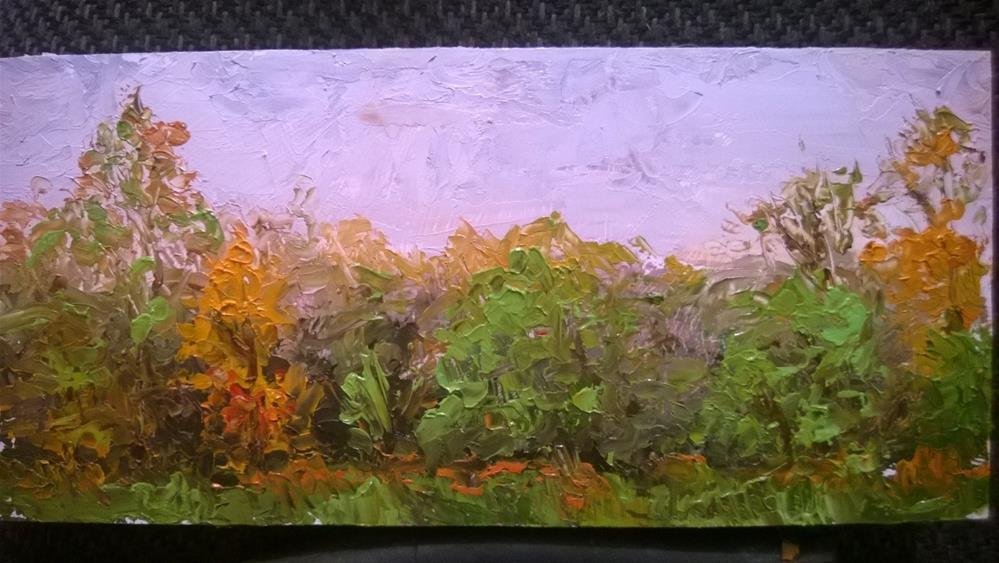 """""""Days gone By"""" original fine art by timothy eversole"""