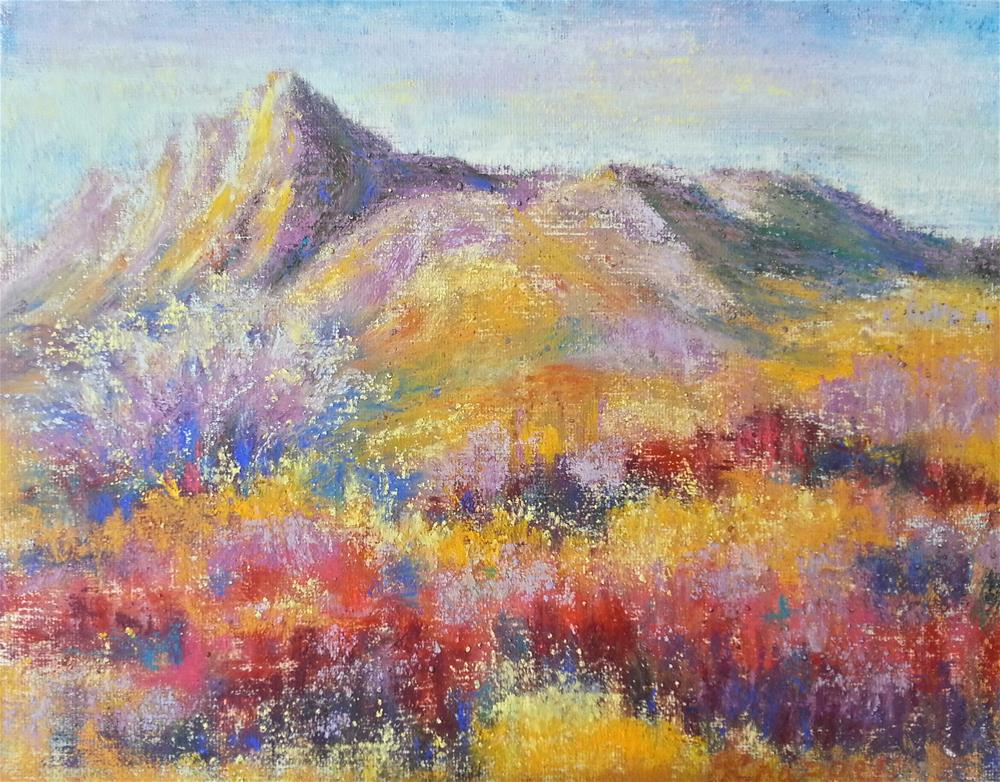 """Before Winter"" original fine art by Becky Chappell"