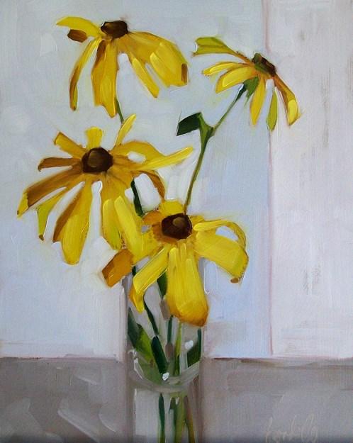 """""""Golden Summer"""" original fine art by Brandi Bowman"""