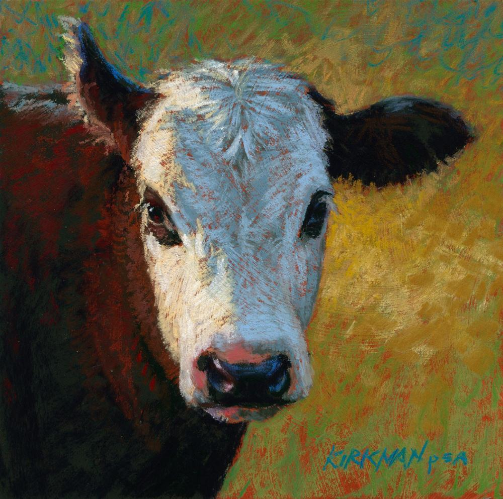 """Linus"" original fine art by Rita Kirkman"