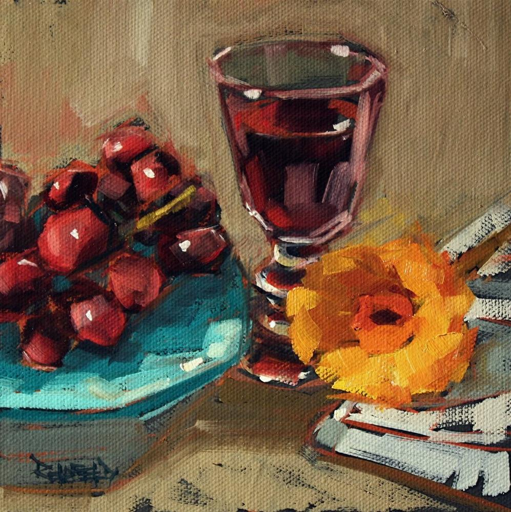 """Terroir"" original fine art by Cathleen Rehfeld"