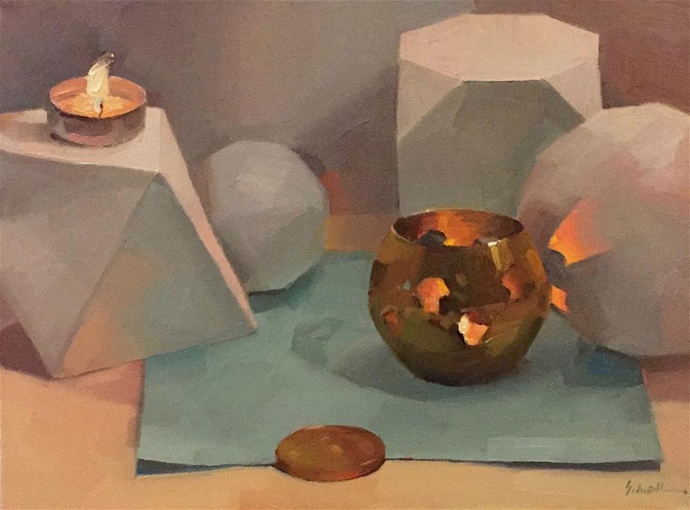 """Beacon"" original fine art by Sarah Sedwick"