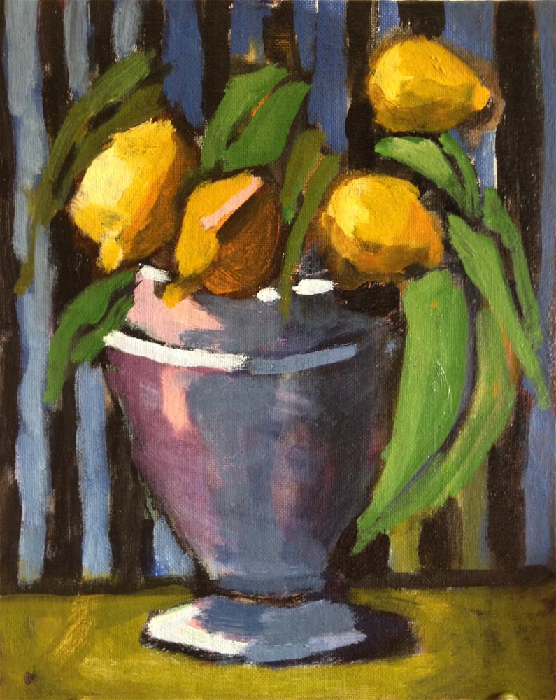 """Branches of Sunshine"" original fine art by Pamela Hoffmeister"