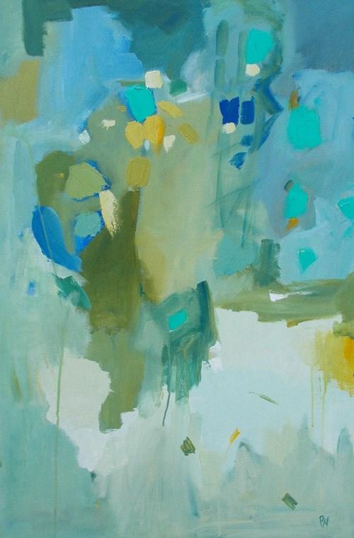 """""""Island"""" original fine art by Pamela Munger"""