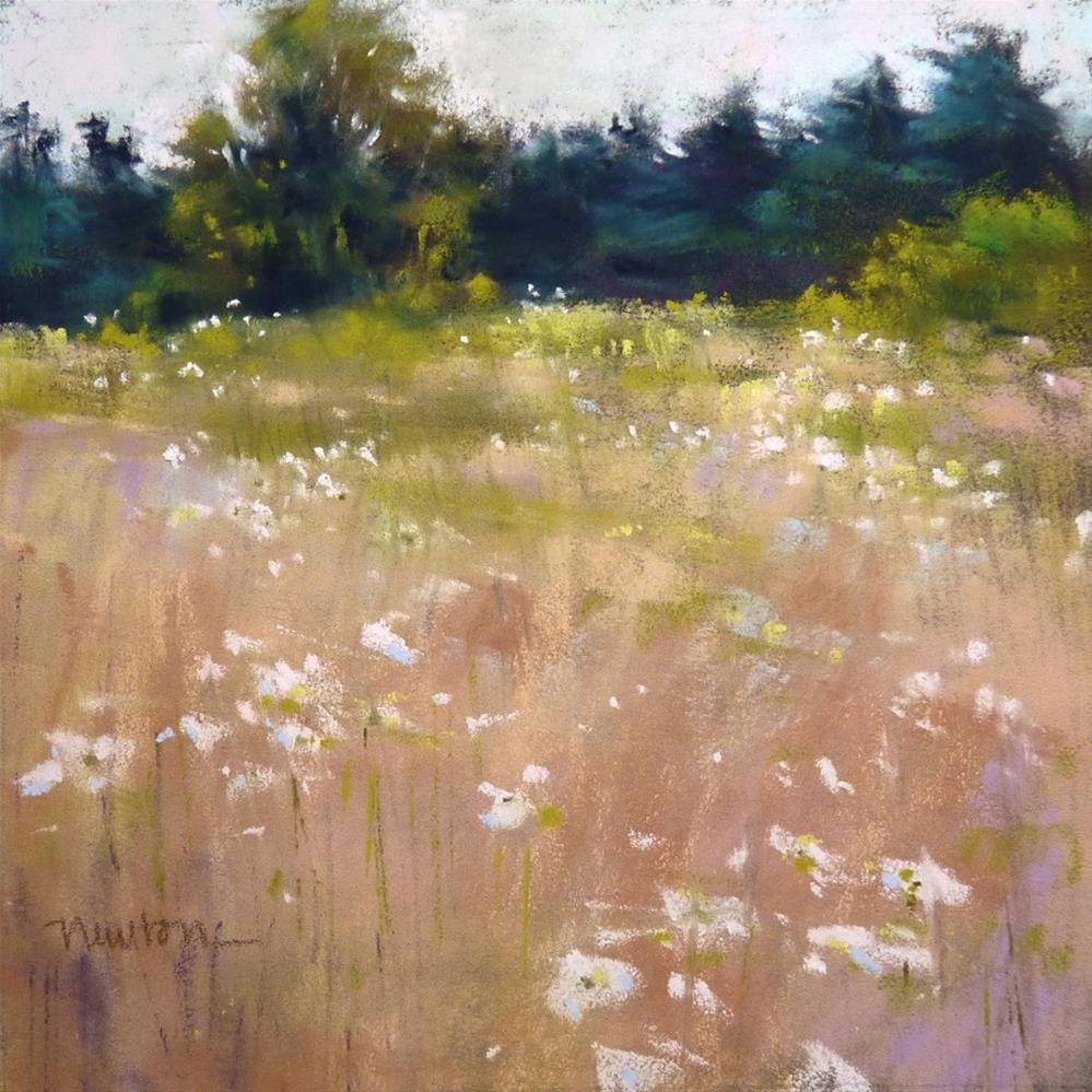 """Northwest Meadow"" original fine art by Barbara Benedetti Newton"