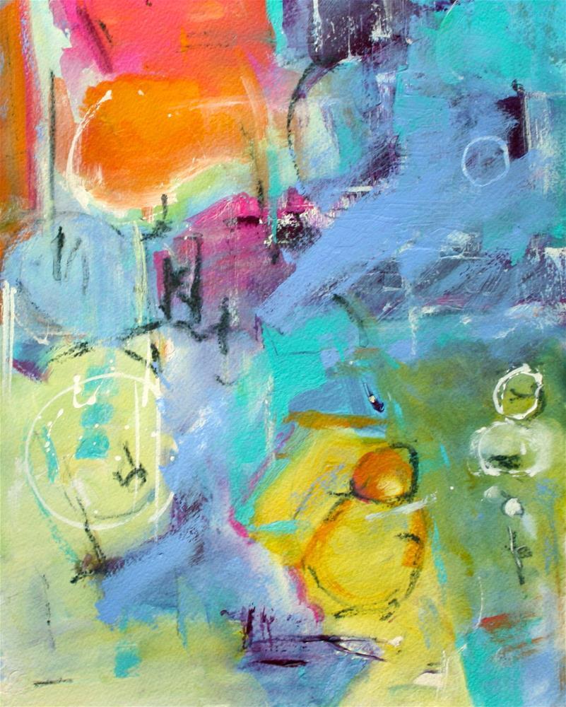 """Union"" original fine art by Elizabeth Chapman"