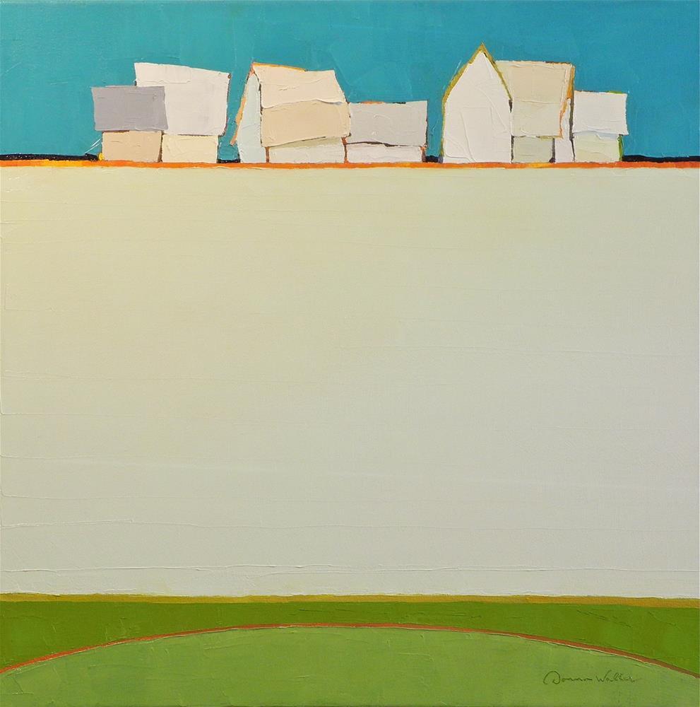 """Heartland Symphony"" original fine art by Donna Walker"