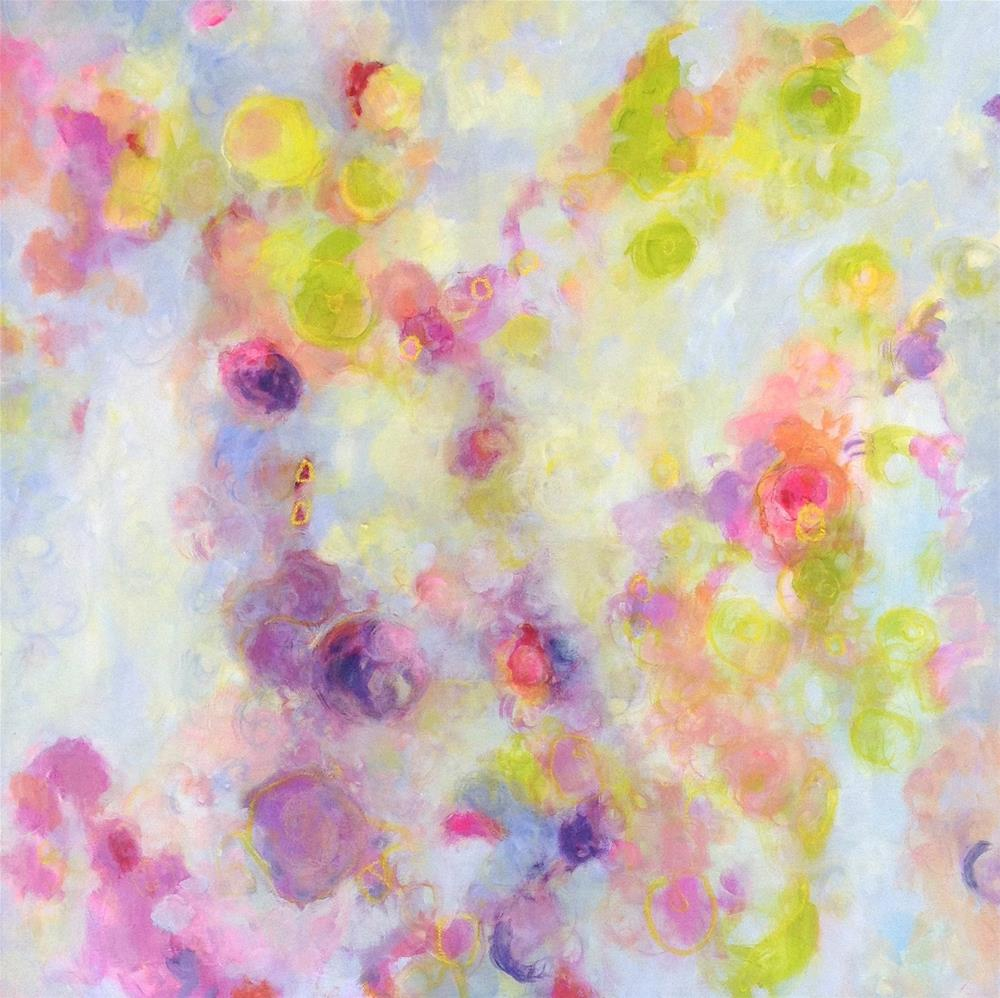 """Colour Pop"" original fine art by Patricia MacDonald"