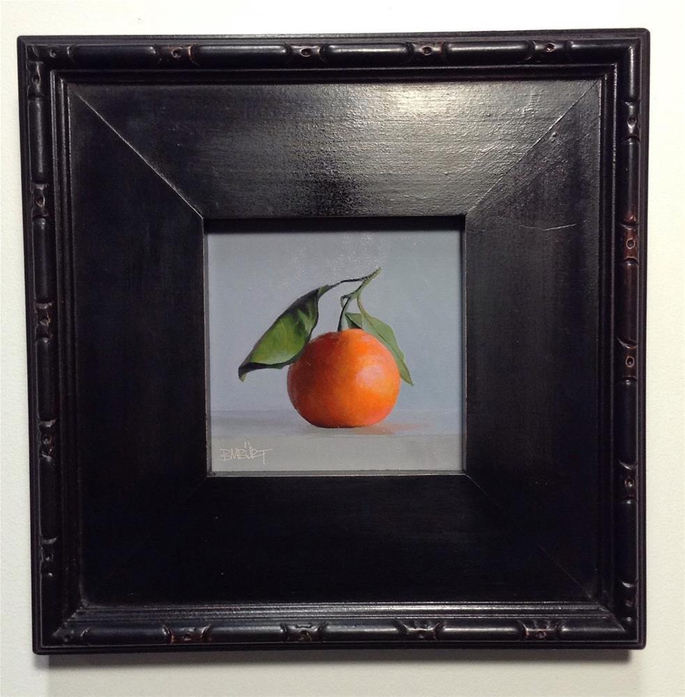 """Tasty Good #10 Freshly Picked"" original fine art by Brian Burt"
