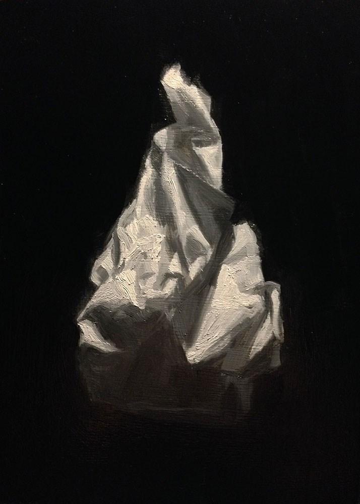 """Elevating the Mundane 8"" original fine art by Chris Beaven"