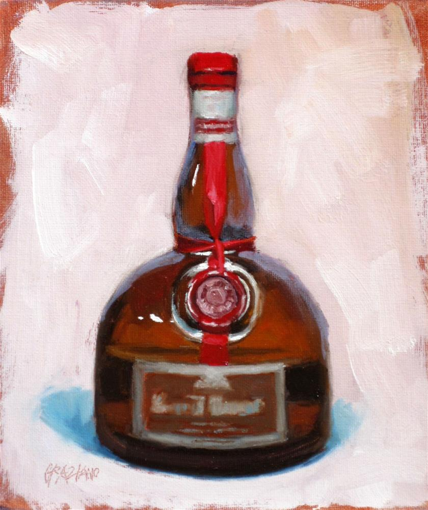 """Grand Marnier"" original fine art by Dan Graziano"