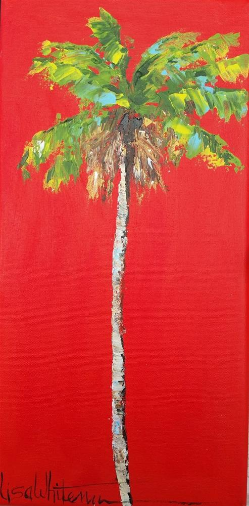 """2 - Skinny"" original fine art by Lisa Whitener"