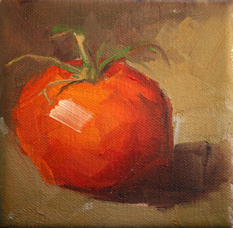 """""""simple pleasures"""" original fine art by Carol Carmichael"""